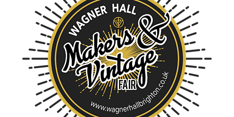 Wagner Makers & Vintage Fair tickets