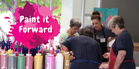 Paint it Forward Project tickets