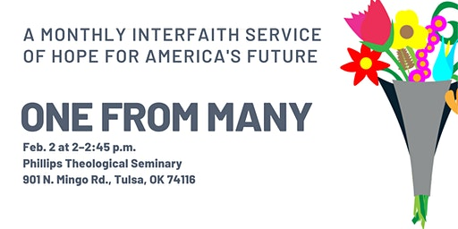 One from Many: Interfaith Service of Hope for America's Future