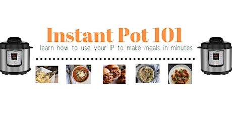 Instant Pot 101 @ Health Source tickets