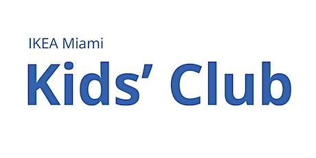 Kids' Club - Presidents' Day tickets