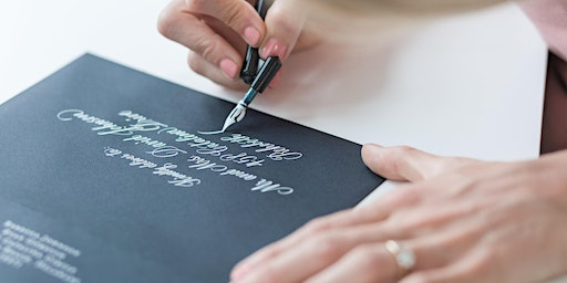 Pointed Pen Calligraphy Workshop at Whimsy