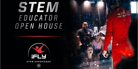 Homeschool & Educator Adult STEM Event at iFLY! tickets