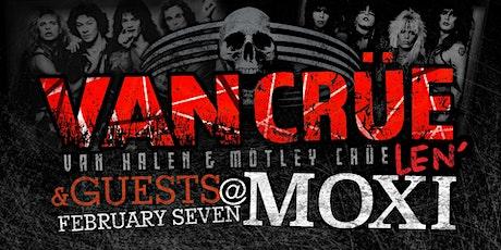 Van Crüelen - Tribute to Van Halen & Mötley Crüe tickets