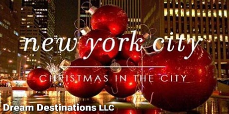 New York City Bus Trip - Departing from N. Carolina - December 17, 2021 tickets