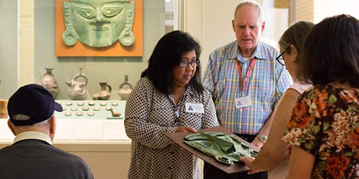 Multisensory Tours for the Blind and Visually Impaired: African-American Influences