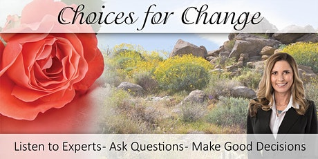 Choices for Change tickets