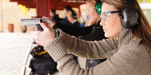 Beginner Pistol Class, Feb. 16