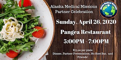 2020 Alaska Medical Missions Spring Partner Celebration!