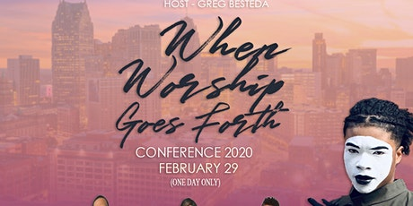 When Worship Goes Forth Conference 2020 tickets