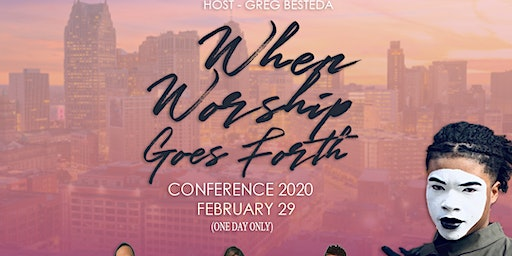 When Worship Goes Forth Conference 2020
