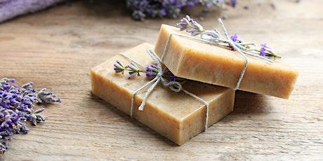Make Time: DIY Soap Workshop - Castleton billets