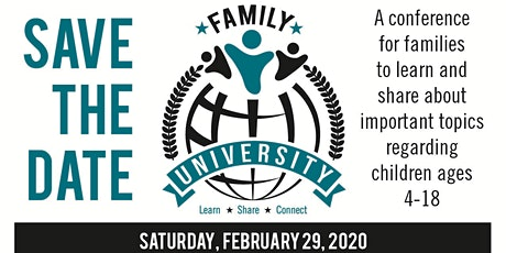Family University tickets