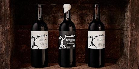 Bedrock Wine Co Portfolio Tasting tickets