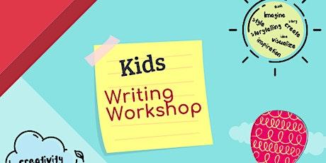 Writing Workshop /atelier d'écriture tickets