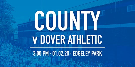 #StockportCounty vs Dover Athletic tickets
