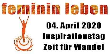 Zeit für Wandel - Inspirationstag Tickets