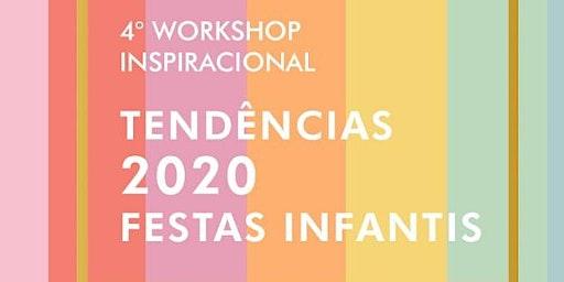 4º Workshop Tendências 2020