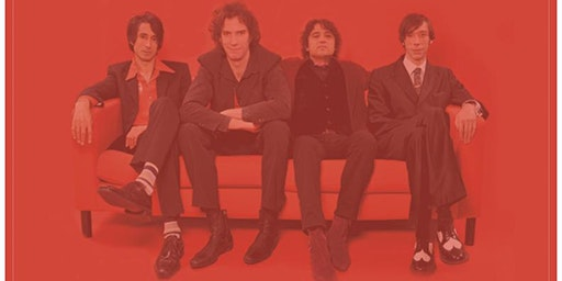 The Sadies! w/ Special Guest.. Cliff Westfall