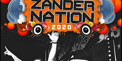 Zander Nation Live