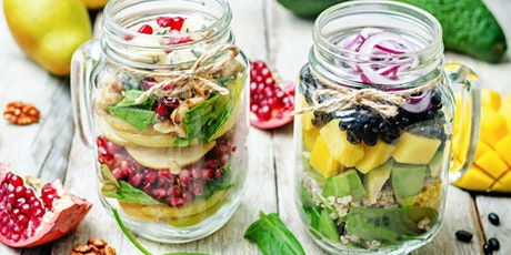 Meal Prep Party: Lunch in a Jar - State Street tickets