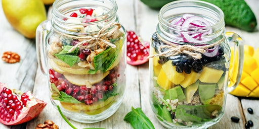 Meal Prep Party: Lunch in a Jar - State Street