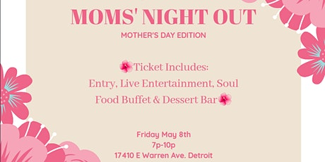 MOMS' NIGHT OUT tickets
