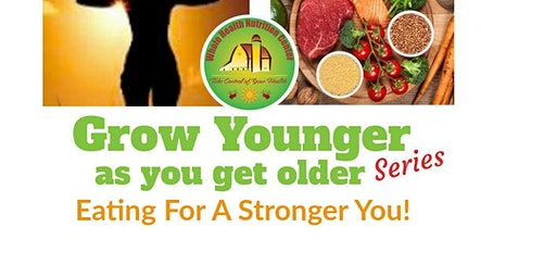 Eating for a Stronger You