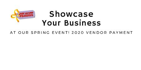 PRE Approved - JBF Lynnwood/Mill Creek | Spring 2020 |Vendor Booths & Swag Bag tickets