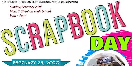 Sheehan High School Scrapbook Day