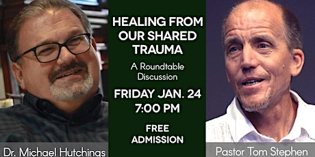 Healing From Our Shared Trauma: A Roundtable Discussion tickets
