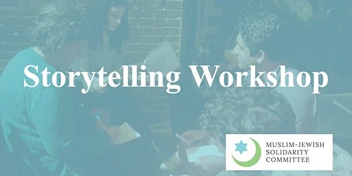 Storytelling Workshop with The Moth