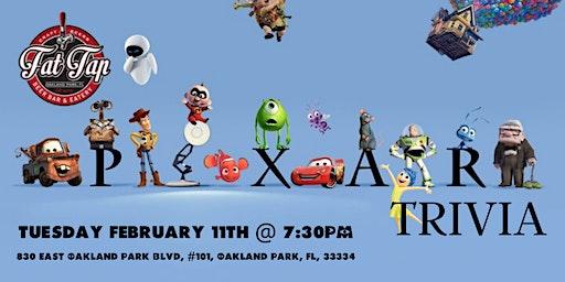 Disney Pixar Movie Trivia at Fat Tap Beer Bar & Eatery