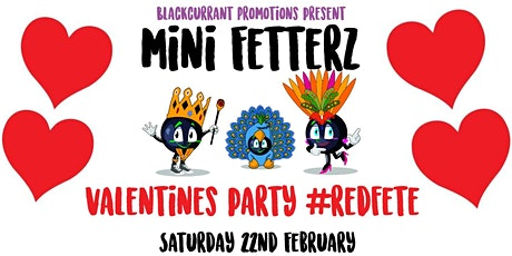 Mini Fetterz Valentines Party tickets