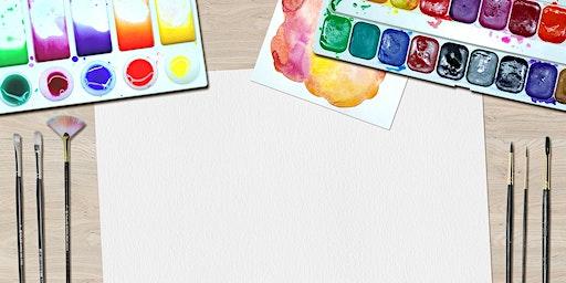 Atelier de peinture pour enfants | Painting Workshop for kids