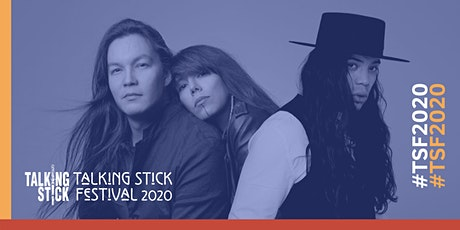 Talking Stick Festival Presents: Digging Roots // Logan Staats  tickets