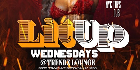 LIT UP WEDNESDAYS @ TRENDZ LOUNGE #TEAMINNO tickets