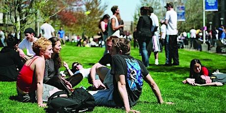 [Presencial] Getting Started 16: seus primeiros passos rumo a uma universidade americana ingressos