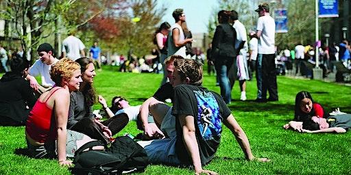 [Presencial] Getting Started 16: seus primeiros passos rumo a uma universidade americana