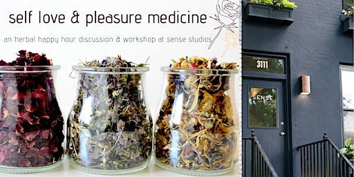 Self Love & Pleasure Medicine with Amethyst Botanicals