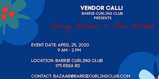 BCC Spring Bazaar & Flea Market
