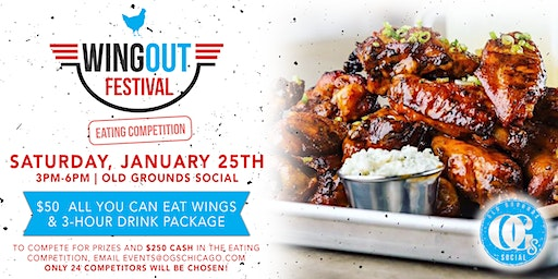 WingOut Presents Chicago's Wing Eating Competition & Day Party