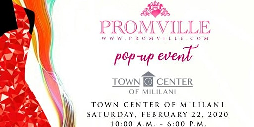 Promville 2020 Pop-Up Event Experience (Central Oahu)