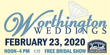 Worthington Weddings Bridal Show tickets