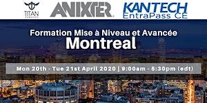 Montreal - Formation Mise à Niveau et Avancée