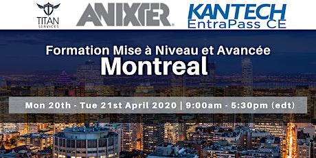 Montreal - Formation Mise à Niveau et Avancée billets