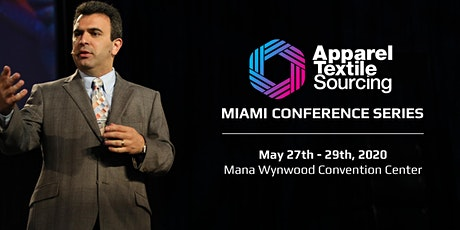 Apparel Textile Sourcing Miami | Conference Series | 2020 tickets