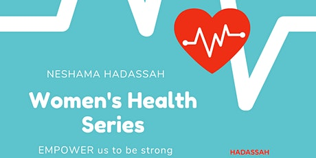 Neshama Women's Health Series tickets
