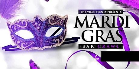 Mardi Gras Bar Crawl *Year 1* - Lexington - Feb 22nd tickets