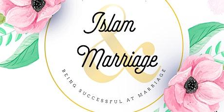 ISLAM & MARRIAGE tickets
